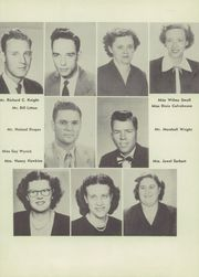 Page 9, 1950 Edition, Rhea Central High School - Yellowjacket Yearbook (Dayton, TN) online yearbook collection