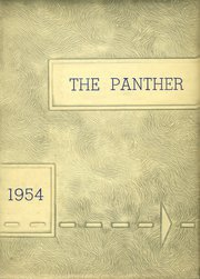 1954 Edition, Martin High School - Panther Yearbook (Martin, TN)
