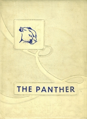 1955 Edition, Martin High School - Panther Yearbook (Martin, TN)