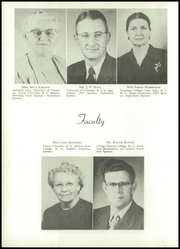 Page 10, 1955 Edition, Martin High School - Panther Yearbook (Martin, TN) online yearbook collection