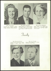 Page 11, 1955 Edition, Martin High School - Panther Yearbook (Martin, TN) online yearbook collection