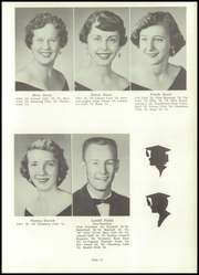 Page 17, 1955 Edition, Martin High School - Panther Yearbook (Martin, TN) online yearbook collection