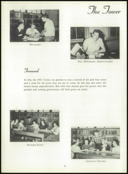 Page 10, 1951 Edition, Grove High School - Futurist Yearbook (Paris, TN) online yearbook collection