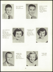 Page 17, 1951 Edition, Grove High School - Futurist Yearbook (Paris, TN) online yearbook collection