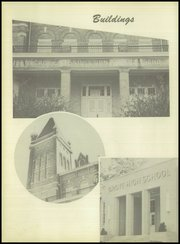 Page 10, 1952 Edition, Grove High School - Futurist Yearbook (Paris, TN) online yearbook collection