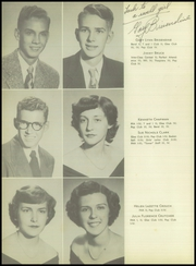 Page 14, 1952 Edition, Grove High School - Futurist Yearbook (Paris, TN) online yearbook collection
