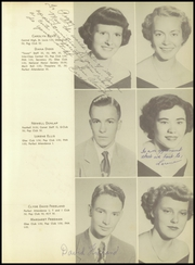 Page 15, 1952 Edition, Grove High School - Futurist Yearbook (Paris, TN) online yearbook collection