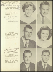 Page 17, 1952 Edition, Grove High School - Futurist Yearbook (Paris, TN) online yearbook collection