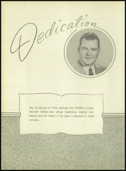 Page 6, 1952 Edition, Grove High School - Futurist Yearbook (Paris, TN) online yearbook collection