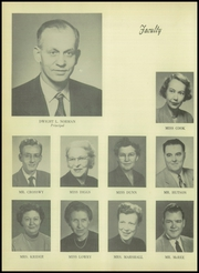 Page 10, 1953 Edition, Grove High School - Futurist Yearbook (Paris, TN) online yearbook collection