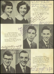 Page 17, 1954 Edition, Grove High School - Futurist Yearbook (Paris, TN) online yearbook collection