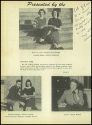 Page 6, 1954 Edition, Grove High School - Futurist Yearbook (Paris, TN) online yearbook collection