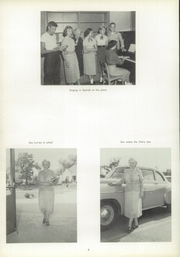 Page 10, 1954 Edition, East High School - Beacon Yearbook (Knoxville, TN) online yearbook collection