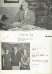 Page 12, 1954 Edition, East High School - Beacon Yearbook (Knoxville, TN) online yearbook collection