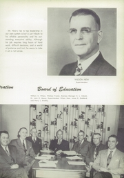 Page 13, 1954 Edition, East High School - Beacon Yearbook (Knoxville, TN) online yearbook collection