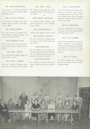 Page 15, 1954 Edition, East High School - Beacon Yearbook (Knoxville, TN) online yearbook collection