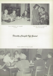 Page 17, 1954 Edition, East High School - Beacon Yearbook (Knoxville, TN) online yearbook collection