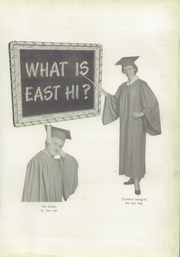 Page 5, 1954 Edition, East High School - Beacon Yearbook (Knoxville, TN) online yearbook collection