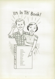 Page 9, 1954 Edition, East High School - Beacon Yearbook (Knoxville, TN) online yearbook collection