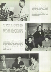 Page 14, 1955 Edition, East High School - Beacon Yearbook (Knoxville, TN) online yearbook collection