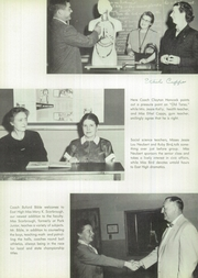 Page 16, 1955 Edition, East High School - Beacon Yearbook (Knoxville, TN) online yearbook collection