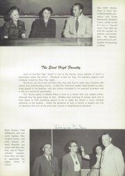 Page 17, 1955 Edition, East High School - Beacon Yearbook (Knoxville, TN) online yearbook collection