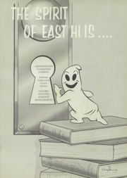 Page 5, 1955 Edition, East High School - Beacon Yearbook (Knoxville, TN) online yearbook collection