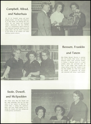 Page 13, 1960 Edition, East High School - Beacon Yearbook (Knoxville, TN) online yearbook collection
