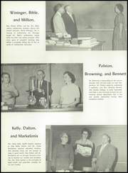 Page 14, 1960 Edition, East High School - Beacon Yearbook (Knoxville, TN) online yearbook collection