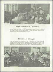 Page 22, 1960 Edition, East High School - Beacon Yearbook (Knoxville, TN) online yearbook collection