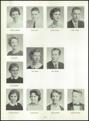 Page 32, 1960 Edition, East High School - Beacon Yearbook (Knoxville, TN) online yearbook collection