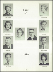 Page 33, 1960 Edition, East High School - Beacon Yearbook (Knoxville, TN) online yearbook collection
