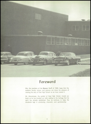 Page 6, 1960 Edition, East High School - Beacon Yearbook (Knoxville, TN) online yearbook collection