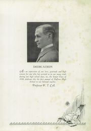 Page 7, 1930 Edition, DuPont High School - Leaves of Hickory Yearbook (Old Hickory, TN) online yearbook collection