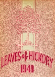 Page 1, 1949 Edition, DuPont High School - Leaves of Hickory Yearbook (Old Hickory, TN) online yearbook collection
