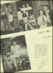 Page 12, 1949 Edition, DuPont High School - Leaves of Hickory Yearbook (Old Hickory, TN) online yearbook collection