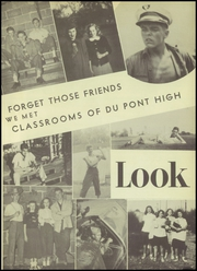 Page 13, 1949 Edition, DuPont High School - Leaves of Hickory Yearbook (Old Hickory, TN) online yearbook collection