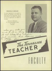 Page 15, 1949 Edition, DuPont High School - Leaves of Hickory Yearbook (Old Hickory, TN) online yearbook collection
