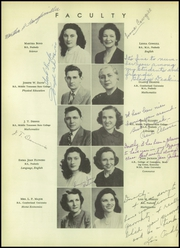 Page 16, 1949 Edition, DuPont High School - Leaves of Hickory Yearbook (Old Hickory, TN) online yearbook collection