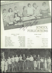 Page 12, 1952 Edition, DuPont High School - Leaves of Hickory Yearbook (Old Hickory, TN) online yearbook collection