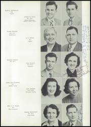 Page 15, 1952 Edition, DuPont High School - Leaves of Hickory Yearbook (Old Hickory, TN) online yearbook collection