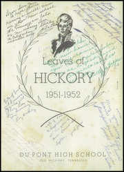 Page 5, 1952 Edition, DuPont High School - Leaves of Hickory Yearbook (Old Hickory, TN) online yearbook collection