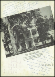 Page 6, 1952 Edition, DuPont High School - Leaves of Hickory Yearbook (Old Hickory, TN) online yearbook collection