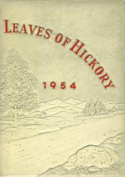 1954 Edition, DuPont High School - Leaves of Hickory Yearbook (Old Hickory, TN)