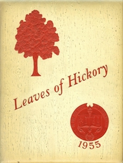 1955 Edition, DuPont High School - Leaves of Hickory Yearbook (Old Hickory, TN)