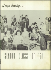 Page 17, 1951 Edition, Cumberland High School - Chieftain Yearbook (Nashville, TN) online yearbook collection