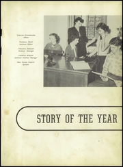 Page 5, 1951 Edition, Cumberland High School - Chieftain Yearbook (Nashville, TN) online yearbook collection