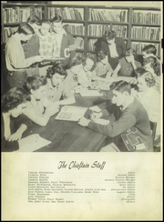 Page 6, 1951 Edition, Cumberland High School - Chieftain Yearbook (Nashville, TN) online yearbook collection