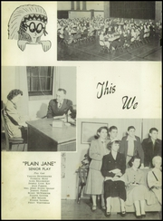 Page 8, 1951 Edition, Cumberland High School - Chieftain Yearbook (Nashville, TN) online yearbook collection