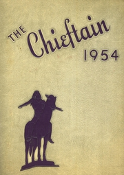 Page 1, 1954 Edition, Cumberland High School - Chieftain Yearbook (Nashville, TN) online yearbook collection